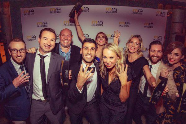 The Bohemia Team at the 2019 MFA Awards